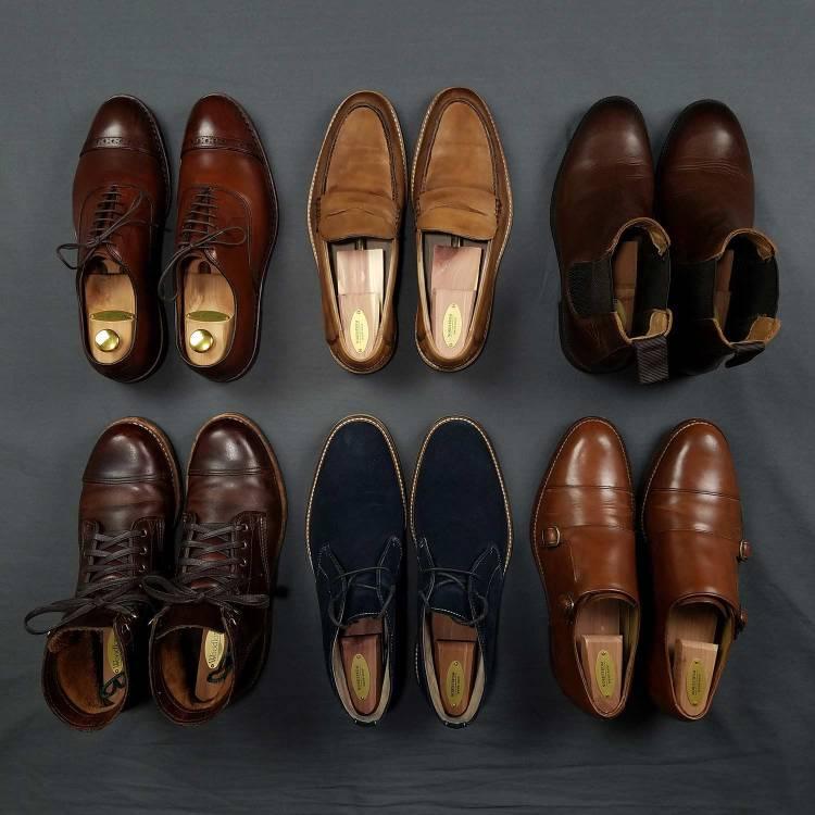 Shoe Care Shoe Trees | GENTLEMAN WITHIN