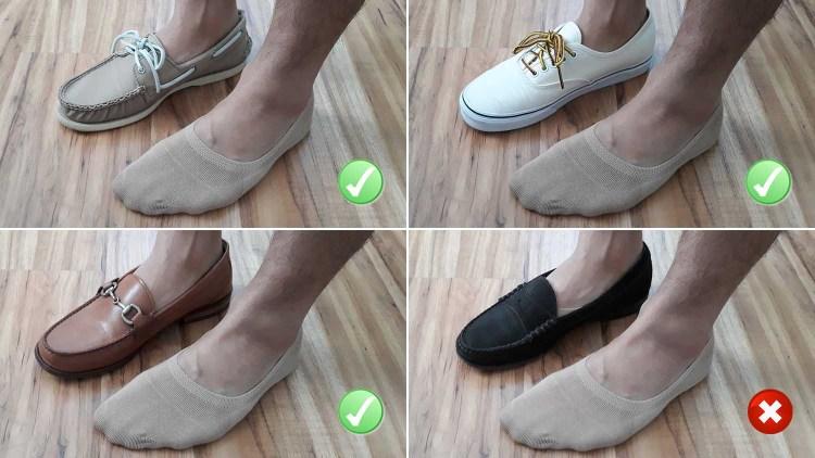 Sheec No Show Sock Test