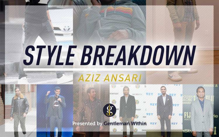 Aziz Ansari Style Breakdown