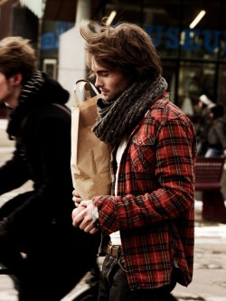 How To Wear A Flannel Shirt 10