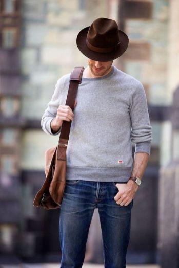 How To Wear A Sweatshirt 4