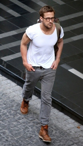How To Wear A T-Shirt 6