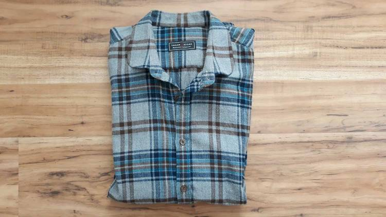 Tailor Store Flannel Shirt