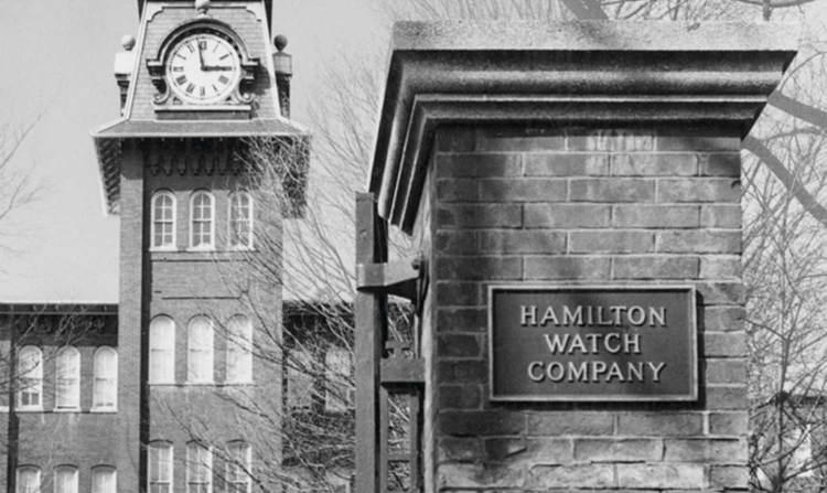 Hamilton Watch Company History