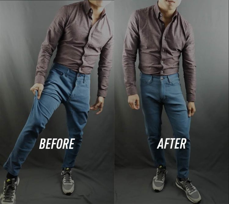 MTailor Custom Jeans Review (How They Look, Feel & Fit)