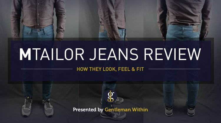 MTailor Jeans Review | How They Look, Feel & Fit | GENTLEMAN WITHIN