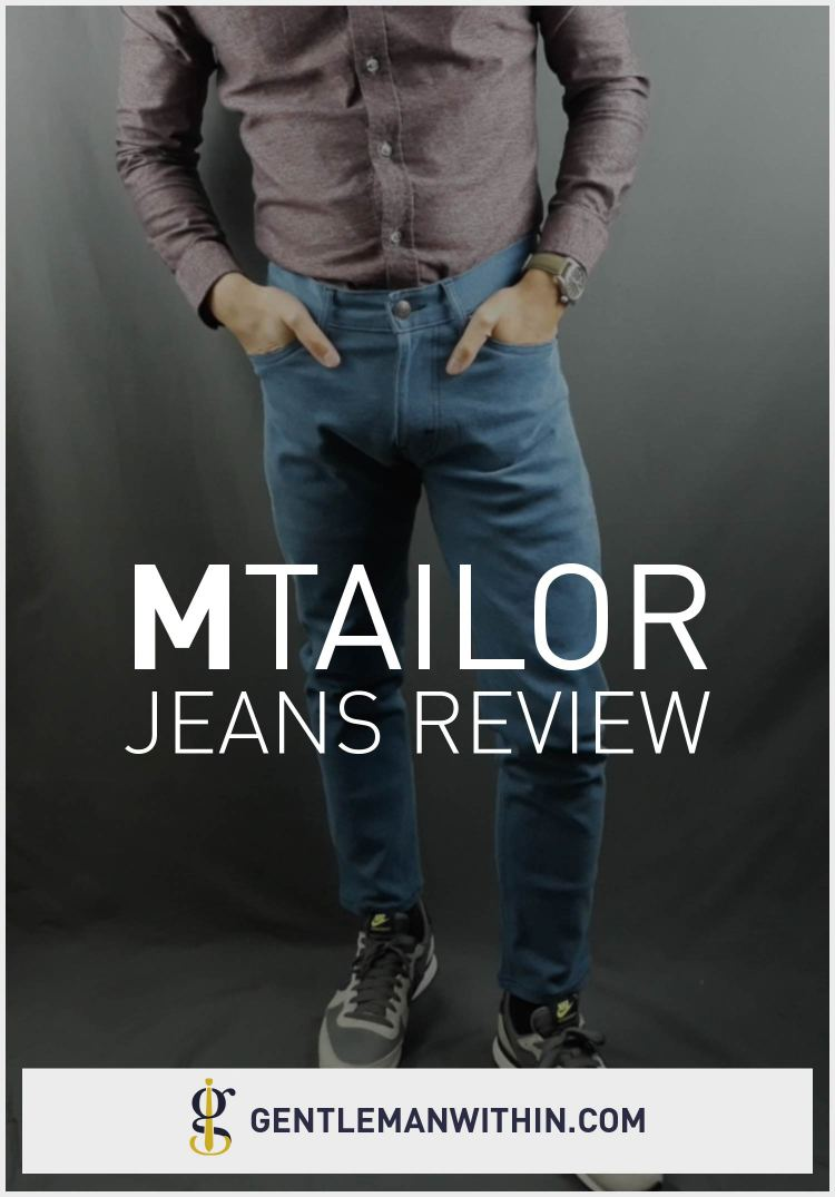 MTailor Custom Jeans Review | How They Fit, Feel & Look