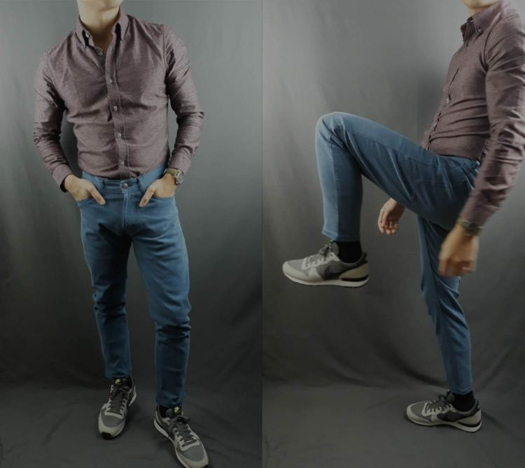 MTailor Jeans Stretch