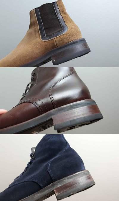Thursday Boots Heel