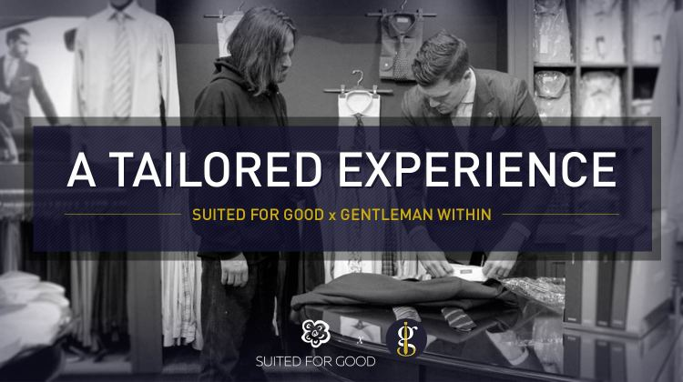Suited For Good and Gentleman Within Presents A Tailored Experience