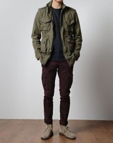 Field Jacket Outfit Inspo 7