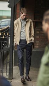 Harrington Jacket Outfit Inspo 2