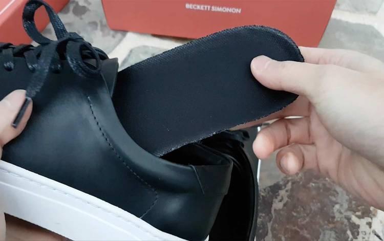 Reid Sneaker Shoe Insert