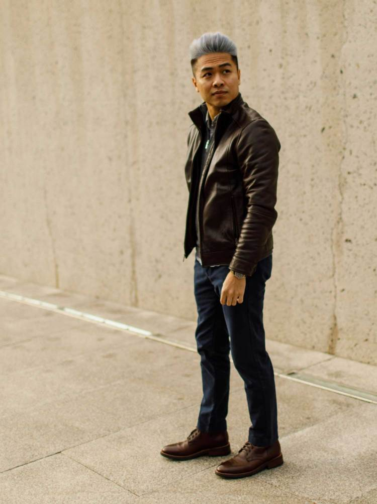 Winter Outfit 1a - The Everyday Man