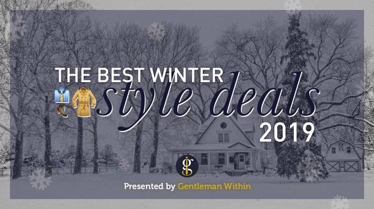 Best Winter Clothing Sales & Deals For Stylish Men   GENTLEMAN WITHIN