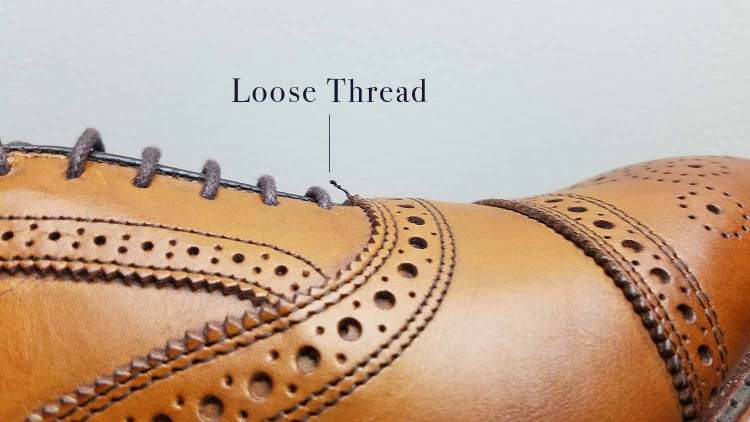 AE Strand QC Loose Thread