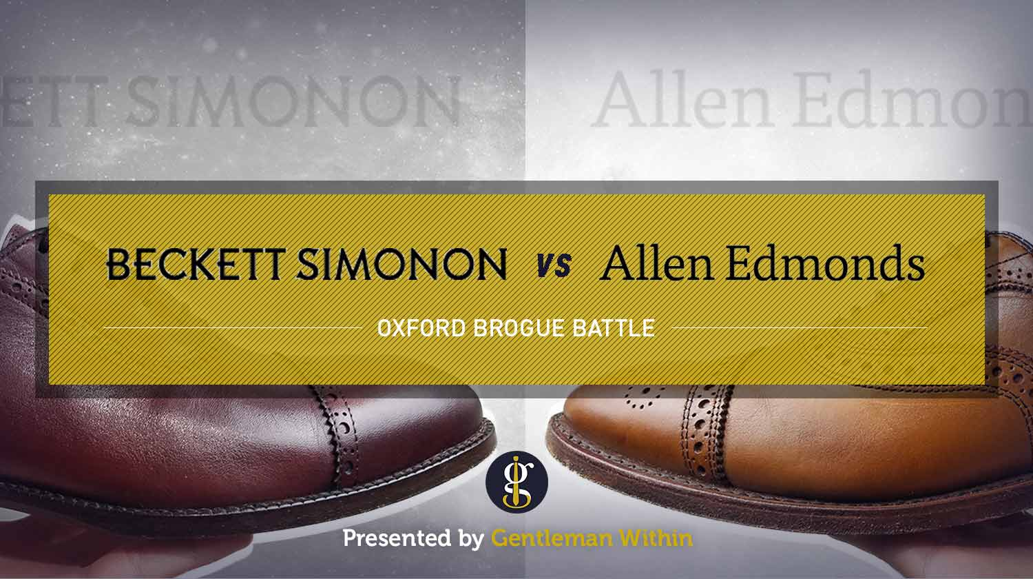 5f9072efa446 Review  Beckett Simonon Durant vs Allen Edmonds Strand   Fifth Avenue  (Dress Shoe Comparison)