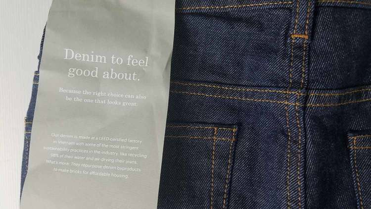 Everlane Denim To Feel Good About