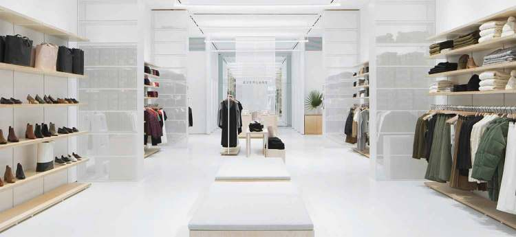 Everlane Prince NYC Location