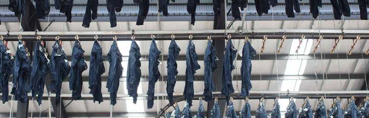 Saitex International Denim Factory