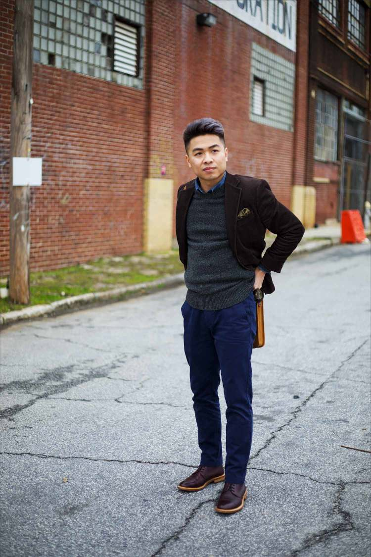 How To Wear Cap Toe Boots 2