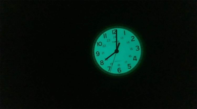 Timex Indiglo Feature