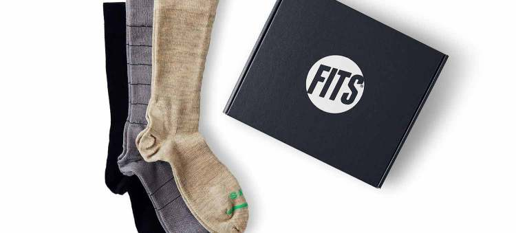 FITS Socks Father's Day Gift Pack 2