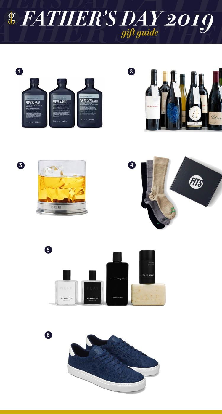Gentleman Within Father's Day Gift Guide 2019