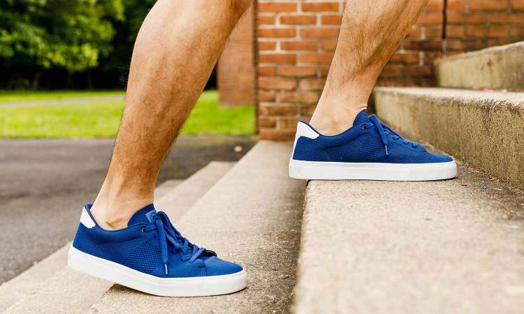 Royale Knit Sneakers Comfort