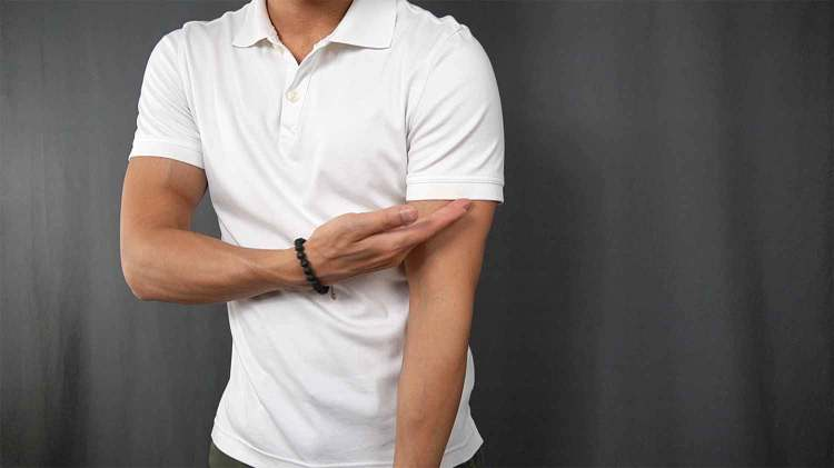 Luxury Touch Polo Sleeve Fit