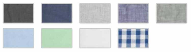 Everyday Collection Swatch Pattersn