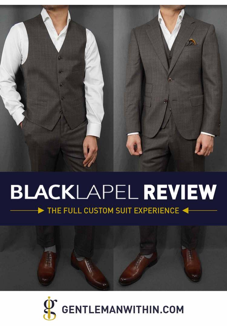 Black Lapel Suit Review (3 Year Update) | GENTLEMAN WITHIN