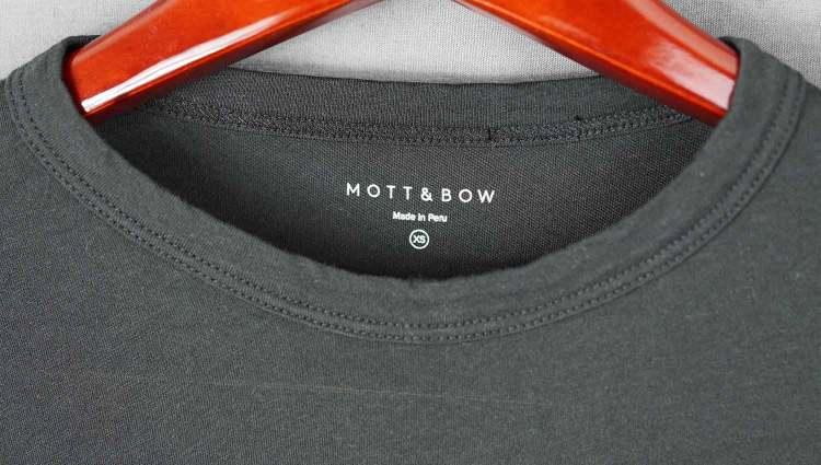 Driggs Long Sleeve T-Shirt Detail