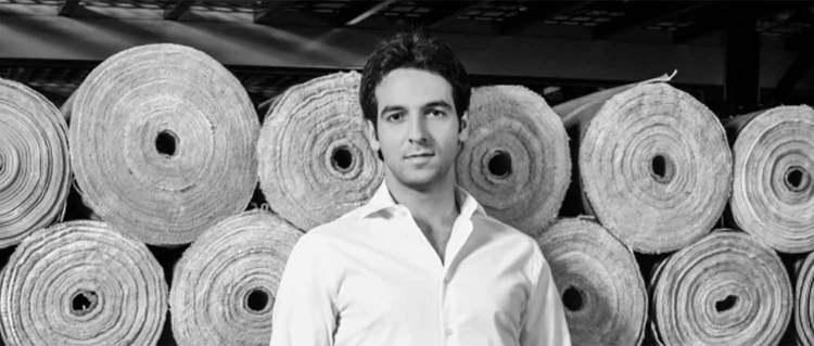 Mott & Bow Founder Alejandro Chahin