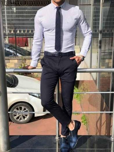 Shirt Tuck Style Inspo 5