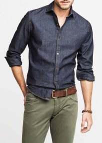 Shirt Tuck Style Inspo 8