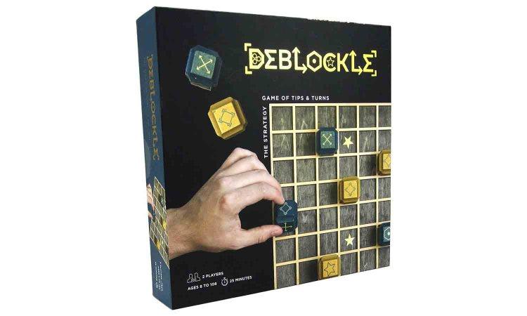 Deblockle Game