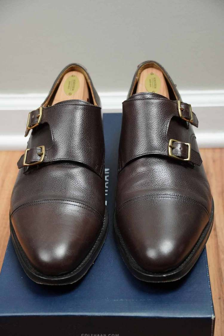 Suitsupply Double Monkstrap Style Design