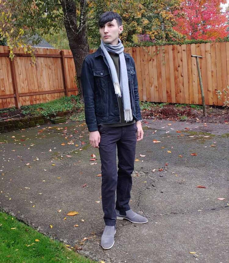 Undandy Chelsea Boots Outfit 2