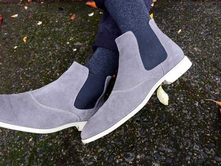 Undandy Chelsea Boots Style Design