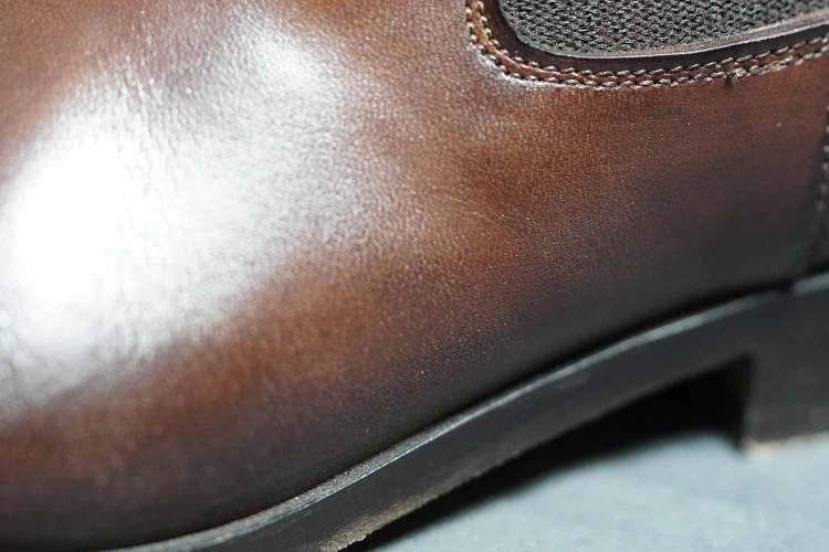 Ace Marks Chelsea Boot Blake Stitch Construction
