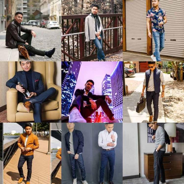 Gentleman Within Instagram Top 9 2019