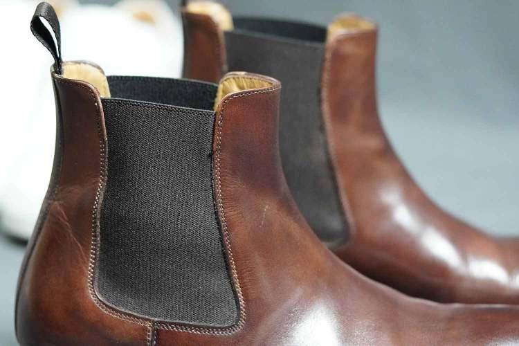 Troy Chelsea Boot 'U' Shape Elastic Band