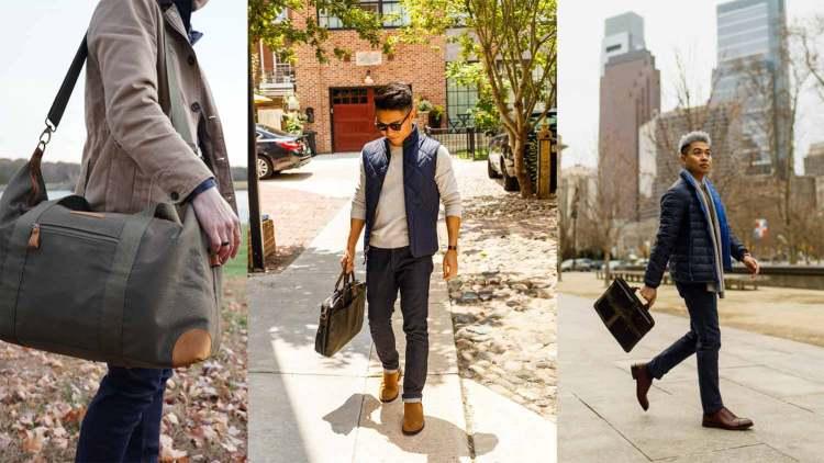accessories weekender messenger portfolio bag