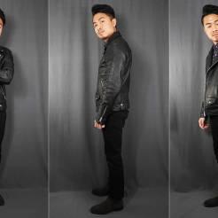 allsaints milo leather biker jacket style