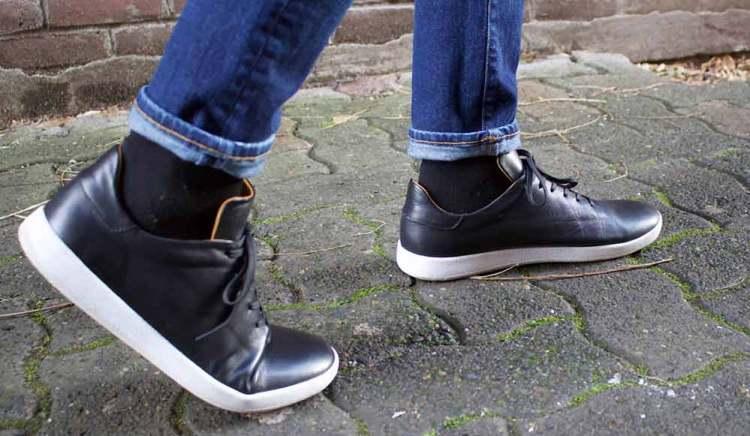 geller trainer on feet 2