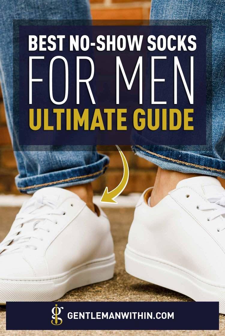 Best No Show Socks For Men | GENTLEMAN WITHIN
