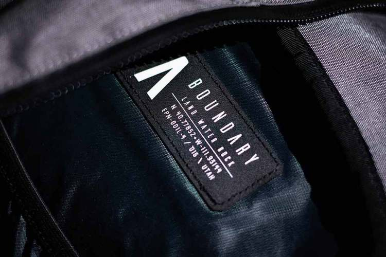 boundary supply prima system label details