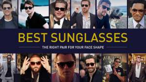 How to Choose the Best Sunglasses for Your Face Shape (2020 Picks) | GENTLEMAN WITHIN