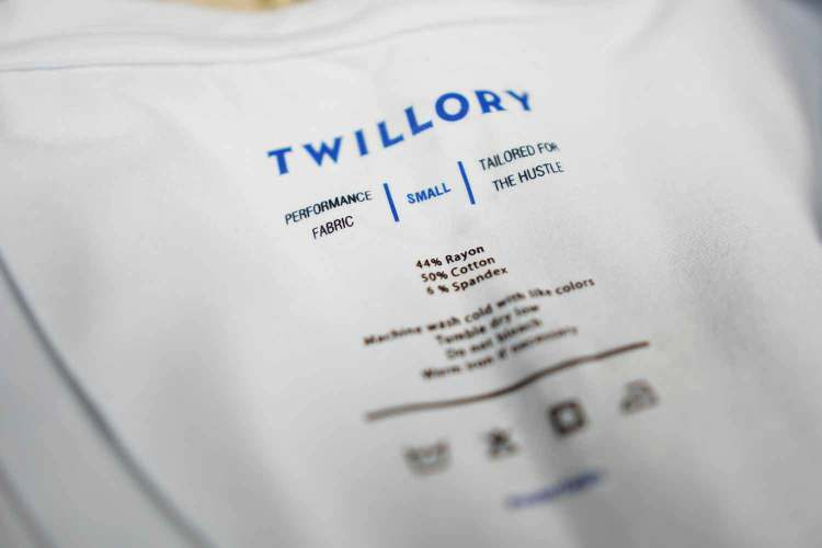 twillory undertwills undershirt tag